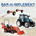 Bar H Implement