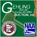 Gehling Auction