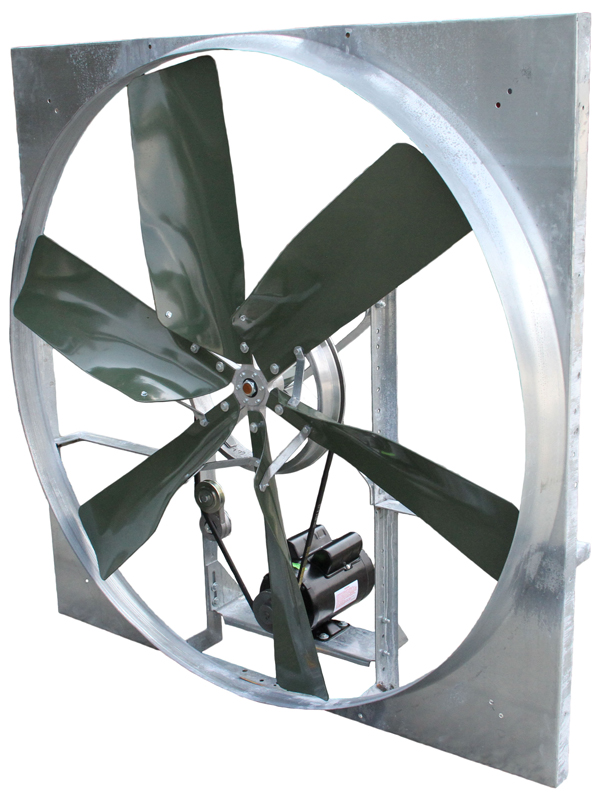American Cool Air Fans - Fans for Dairy Barns: Circulating ...